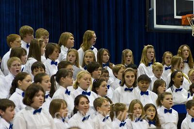 2008 CLVCS Concert 1-5