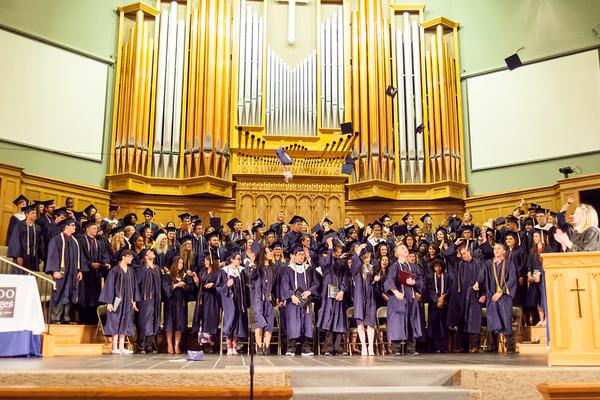 CSEC 2016 Graduation