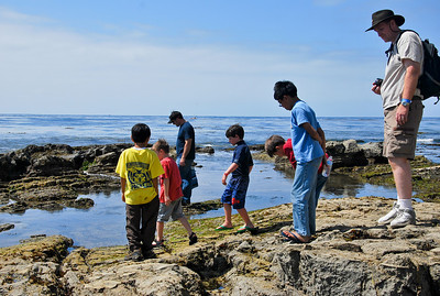 Cabrillo Beach Scout Camping