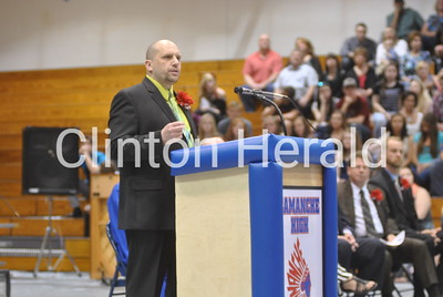 2014 Camanche High School Graduation