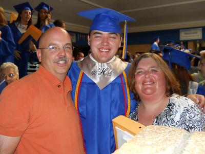 Cameron's Graduation