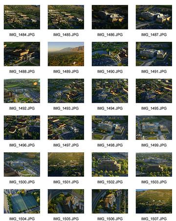 Campus Aerial photos