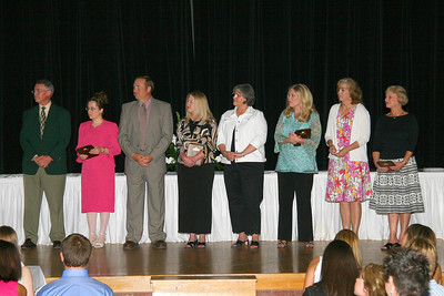 Canton High School,  Awards Assembly 2006
