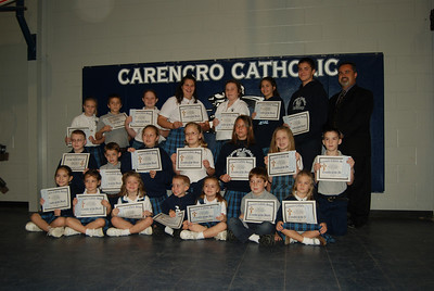 Crusaders of the month for December 2007