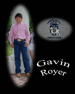 Gavin's front page for his bio