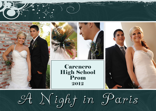 collage prom