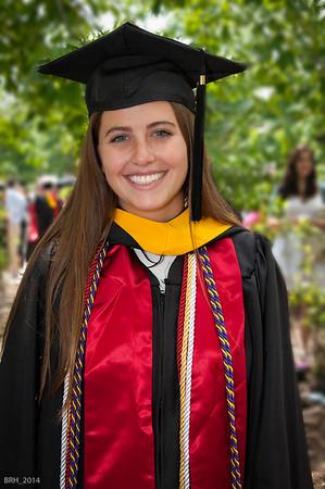 Carlie's UMD Graduation