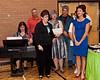 Retirement dinner for Moosonee Public School principal Carol Birnie who started teaching at the school 33 years ago.