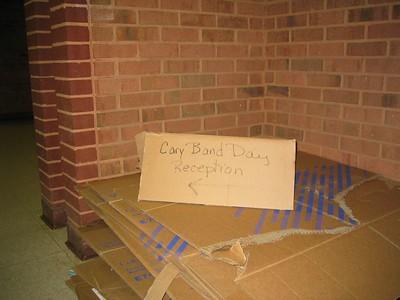 Band Day November 2004