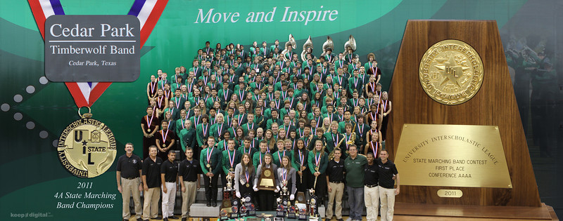 CPHS Band State Championship
