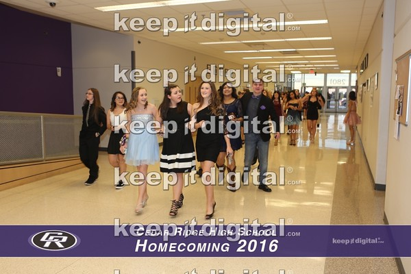 CR Homecoming Dance 2016