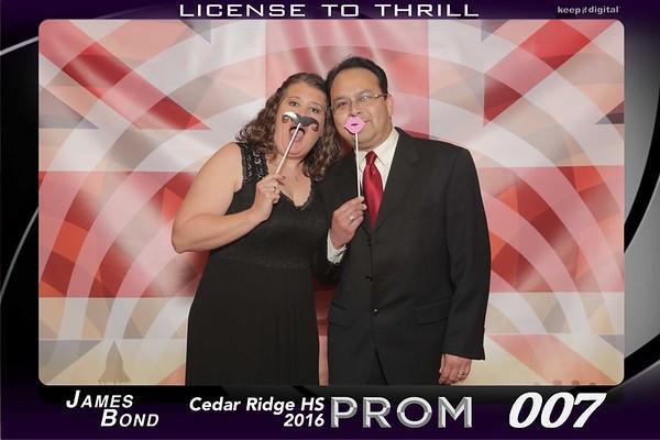 CR Prom 2016 Digital Photobooth