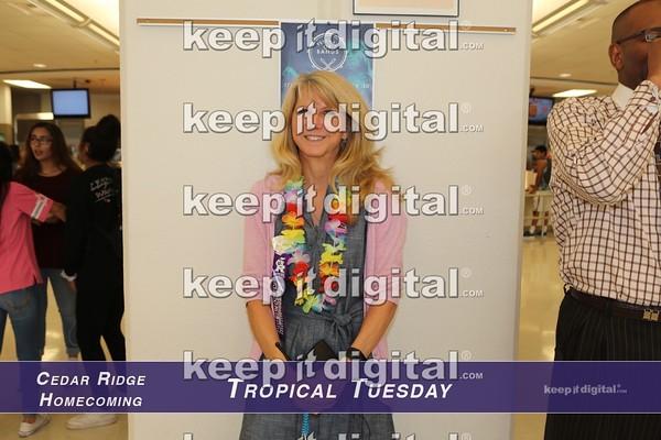 Cedar Ridge HC - Tropical Tuesday