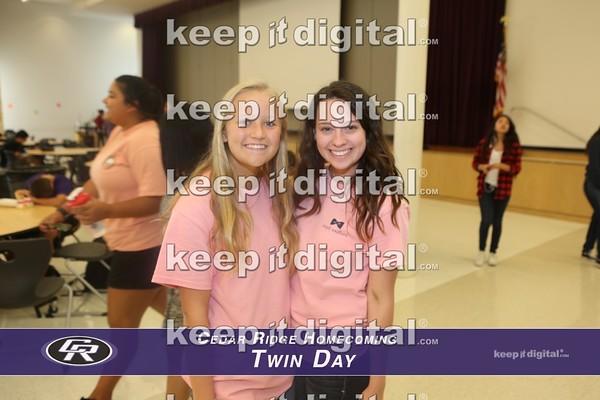 Cedar Ridge HC - Twin Day