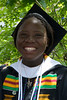 On May 22, 2010,  a month and a day after Gabriel's birth, Sonnie finished years of hard work when she received her Bachelor's Degree cum laude from Rhode Island College.