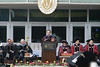 Providence Mayor David Cicilline brought greetings and encouragement for the graduates.