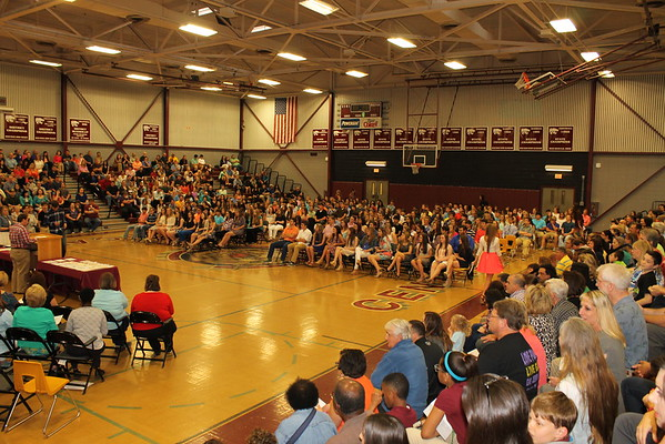 Central High Awards Program April 28, 2015 Album 1 of 2