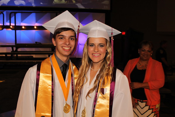 Central High Graduation 5-15-15