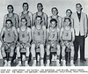 Chadron Assumption Academy Basketball Team - 1959