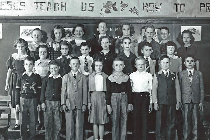 1951-52  Assumption Academy  - 4th & 5th Grades