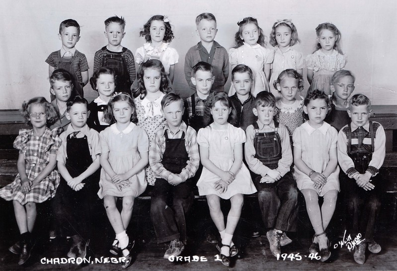 1945-46 East Ward 1st Grade