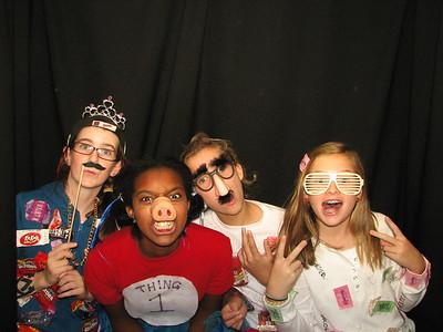 Charleston Day School Halloween Party 2013