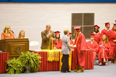 Ian Patrick McCausland Graduates with Honors.