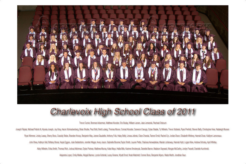 Class of 2011 with names