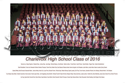 Charlevoix  HS Class of 2016