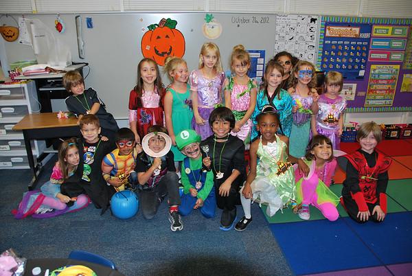 Charlotte Kindergarten - Niland