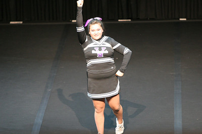 FCC Cheer Competition 2013