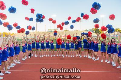 2016 HCMS Cheer