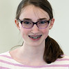Combined Parker and McCarthy Middle Schools Knowledge Bowl team. Hannah Wolman, 13, 8th grade. (SUN/Julia Malakie)