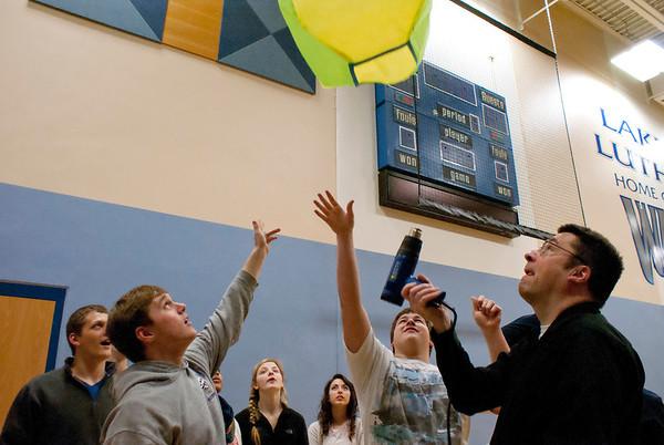 Chemistry Balloons