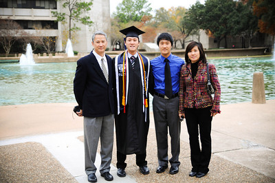 Cheng Wang's Graduation