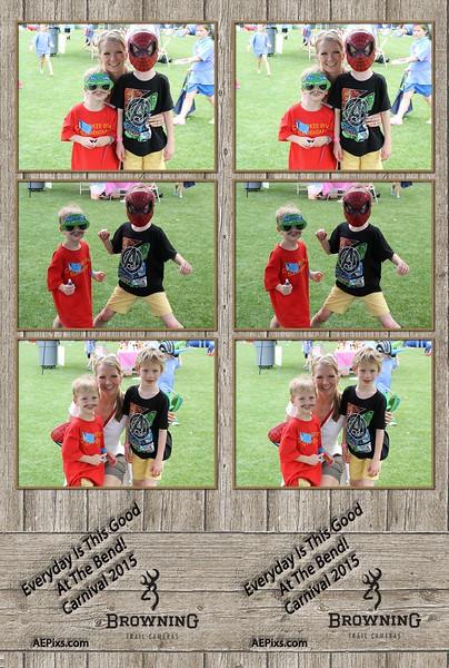 Cherokee Bend Elementary Carnival 2015