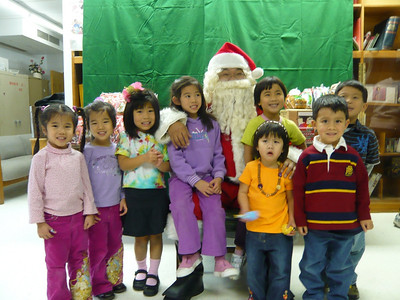 CSD Christmas 2007 (2) Grade PB