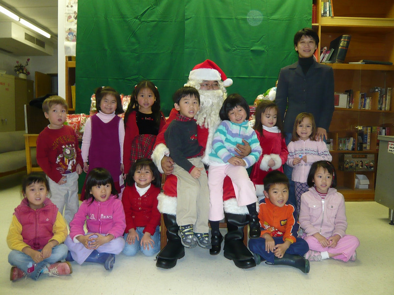 CSD Christmas 2007 (1) Grade PA