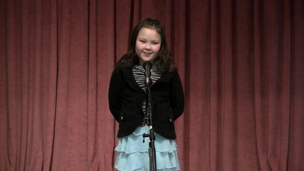 20100307 CSD Speech Contest 06 許安亭