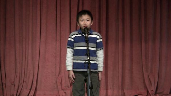 20100307 CSD Speech Contest 05 張俊傑