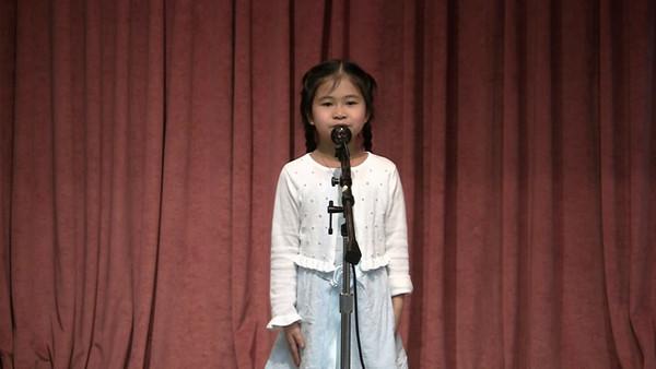 20100307 CSD Speech Contest 14 林心茹