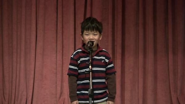 20100307 CSD Speech Contest 21 李智