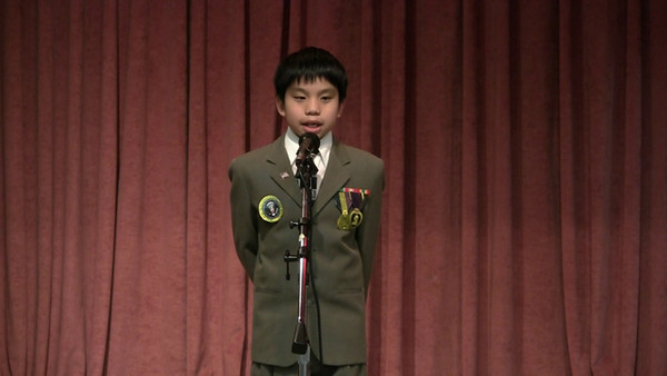 20100307 CSD Speech Contest 15 林卓達
