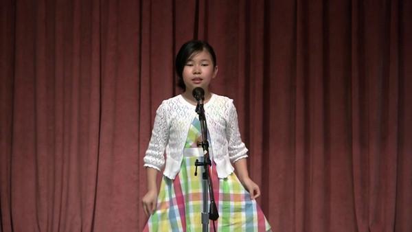 20100307 CSD Speech Contest 08 林靜茹