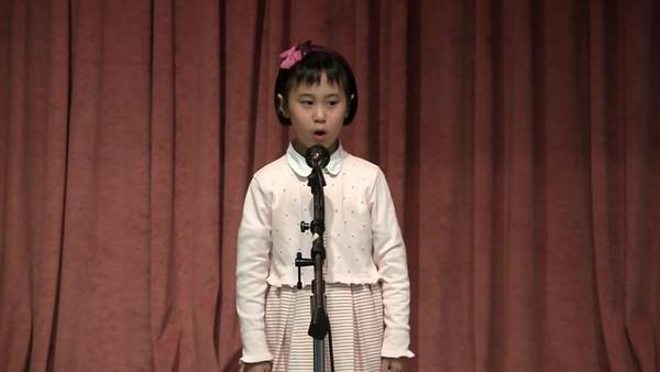 20100307 CSD Speech Contest 02 劉詠欣