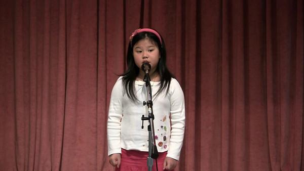 20100307 CSD Speech Contest 09 曹己縵