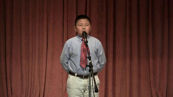 20100307 CSD Speech Contest 11 宋恩祖