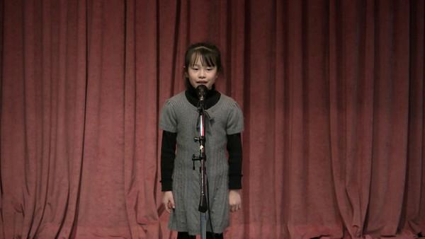 20100307 CSD Speech Contest 04 李芷君