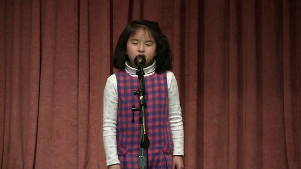 20100307 CSD Speech Contest 19 石韻菲