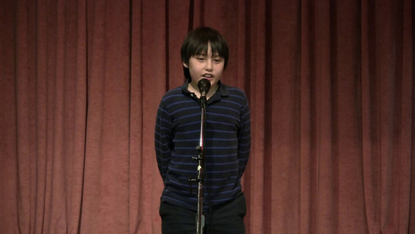 20100307 CSD Speech Contest 26 褚世傑